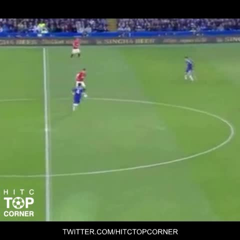 Vine by Vines - Paddy McNair doing his best Lionel Messi impression.