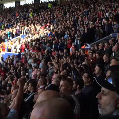 Ahmed Al Ahmadis post on Vine - Radamel Falcao chant away at #Leicester. Chant of the season #Mufc #awaydays #lcfc - Ahmed Al Ahmadis post on Vine
