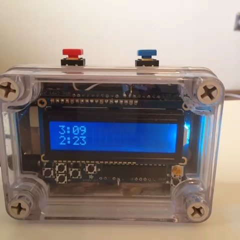 How To Build a Custom Timer Clock and Learn Arduino In The Process