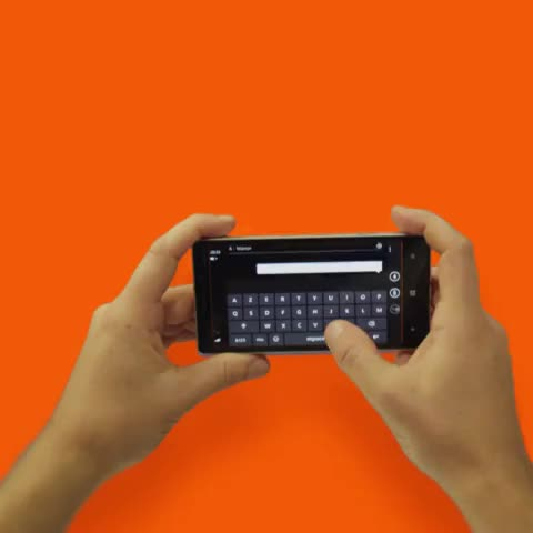 Microsoft Frances post on Vine - Le clavier Shape : la façon la plus rapide décrire vos messages. #Lumia930 - Microsoft Frances post on Vine