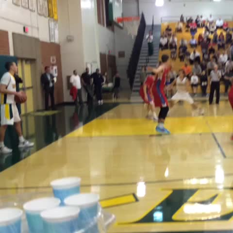 Vine by Ab10 - Like who thinks of doing this? #ballislife
