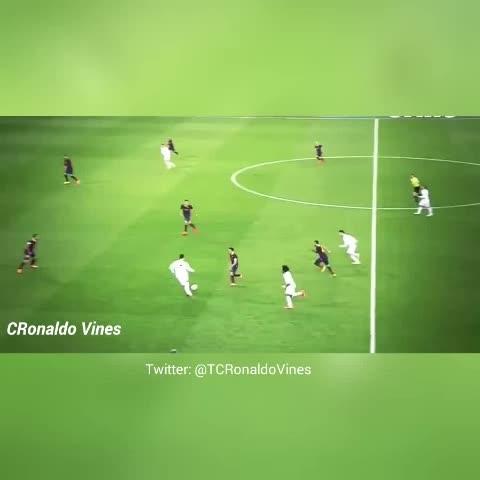 Vine by CRonaldo Vines - Cristiano Ronaldo vs Barcelona  #CRonaldoVines