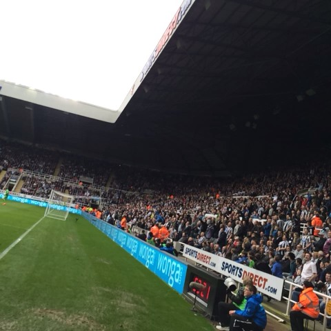 Danny Tuffs post on Vine - THIS IS AMAZING! #NUFC - Danny Tuffs post on Vine