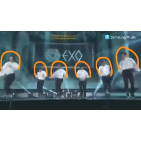chanyurs post on Vine - overdose era. also known as the jump rope era #exo#kpop - chanyurs post on Vine
