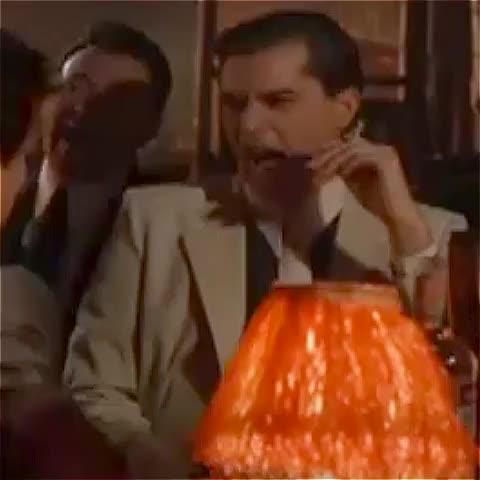Abdul Ahad Jawaids post on Vine - Vine by Abdul Ahad Jawaid - #GoodFellas #Laugh #Crazy #Maniac #Funny #RayLiotta #Liotta