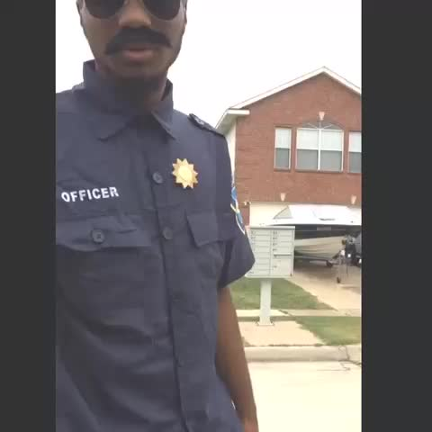 Southside Vic!s post on Vine - Officer Overly Excited #GuessedIt #YouGuessedIt #OGMaco - Southside Vic!s post on Vine