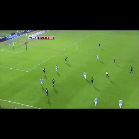 Todo Celtas post on Vine - El golazo de Bustos vs Real Madrid, espectacular... - Todo Celtas post on Vine