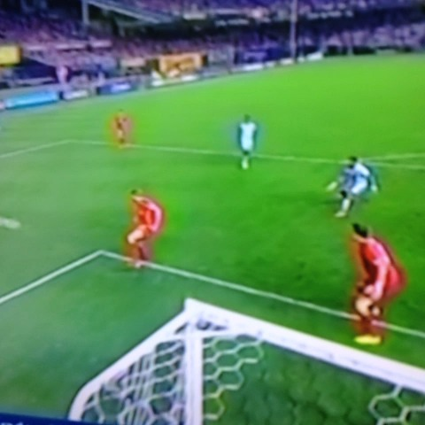 Gerrard at it again! Smh #liverpoolFC #manchestercity #ICC ???????? - Millers post on Vine