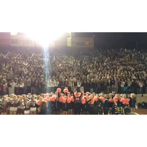 Mitch Nevins post on Vine - CT Homecoming game 2014 - Mitch Nevins post on Vine