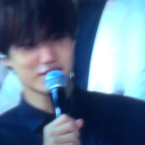 H-codes post on Vine - 141120 EXO THE LOST PLANET in TOKYO 종인아ㅠㅠㅠㅠㅠㅠ #exo #Kai #카이 - H-codes post on Vine