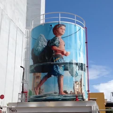 Vine by Puerto Rico - Vibrant street art in Santurce #travel 🎨🇵🇷