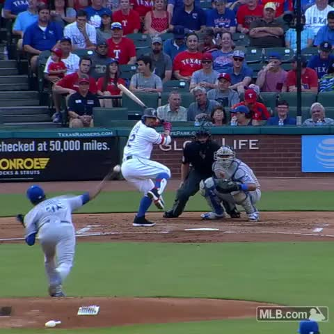 Vine by Texas Rangers - Two nights in a row! 💪💪