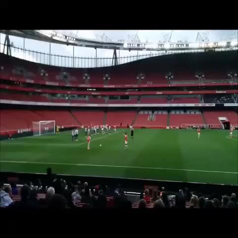 Dan Crowleys incredible free kick. #AFC - Rhys Iveys post on Vine