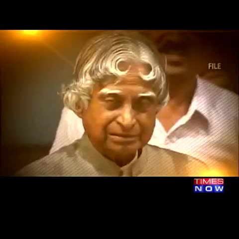 Vine by TIMES NOW - Final farewell to the Peoples President Dr APJ Abdul Kalam