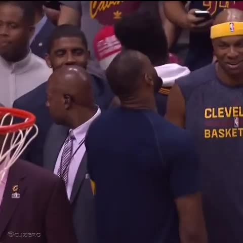 Vine by cjzero - LeBron X Fetty Wap - My Way