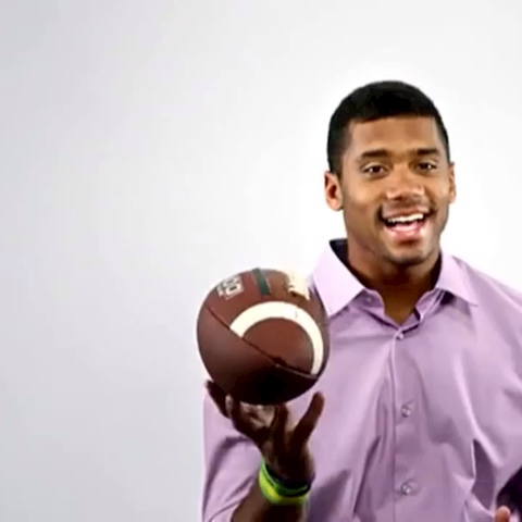 Ask Russell Wilson about his wiener. Seahawks winning the Super Bowl?