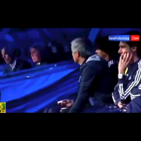 What a boss! #mourinho #chelsea #football #soccer - Footmemess post on Vine