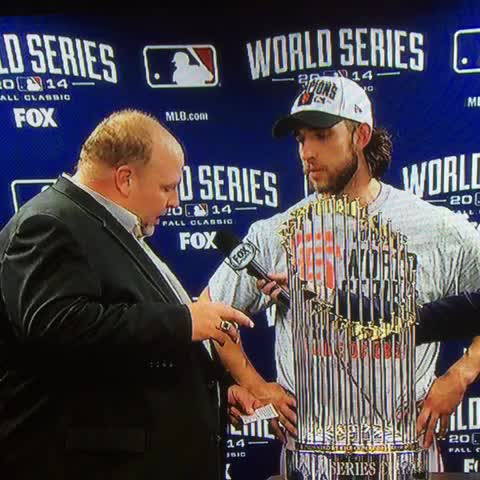 Jimmy Chicks post on Vine - #Chevy #Giants #WorldSeries #Bumgarner #TechnologyAndStuff - Jimmy Chicks post on Vine