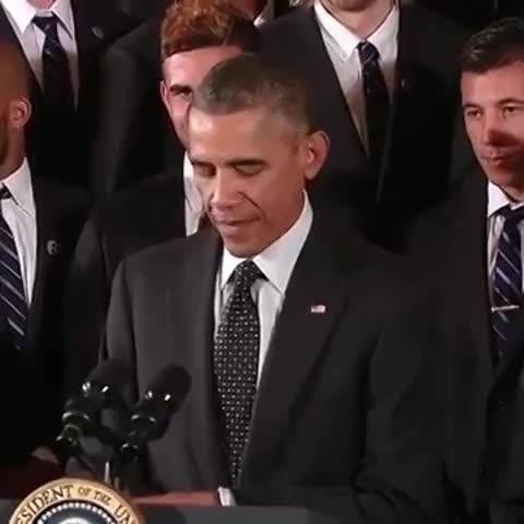 """Chris Thormans post on Vine - Obama says: """"Its a pretty good day to be from Kansas City."""" via @WhiteHouse - Chris Thormans post on Vine"""