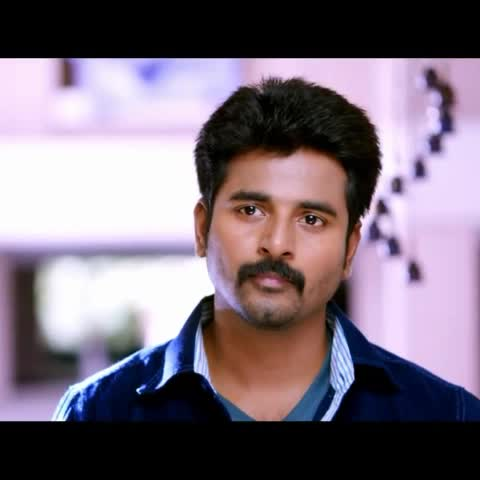 Vine by ShamritaLoverIam - 😍😍This scene!!!Expressions of @Siva_Karthikeyan &Sri is damn cute!!!!Chanceee ella!! 👌👌😀 #KaakiSattai