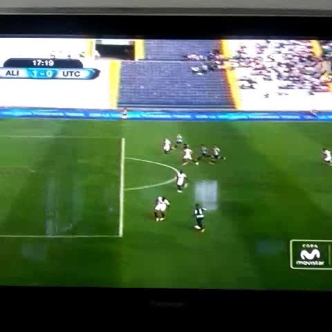 Gol de Gabriel Costa. Alianza Lima 1-0 UTC. CMD - Depor.pes post on Vine