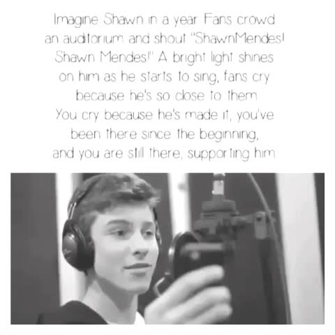Shawn Mendes Imagines - Marcpous