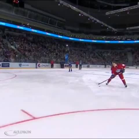 KHL All Star Skills Challenge Shootout Goal - Vine by cjzero - KHL All Star Skills Challenge Shootout Goal