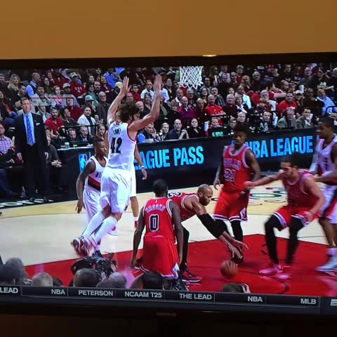 Heres how Taj hurt his ankle - Cody Westerlunds post on Vine