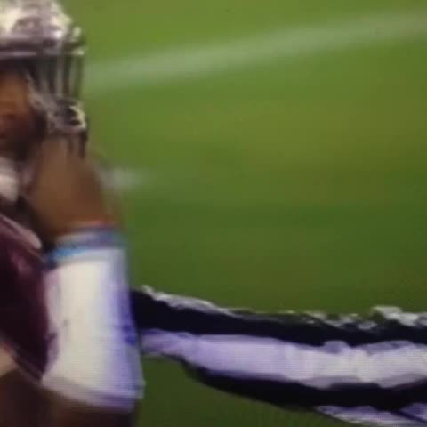 CFB Nations post on Vine - According to @MikePereira, Jameis Winston should have been ejected for shoving the referee in #BCvsFSU. - CFB Nations post on Vine