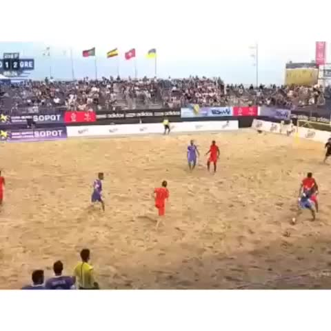 Vine by Best Fifa 14 Goals - nice goal in FIFA beach soccer! #fifa #goal #soccer #futbol