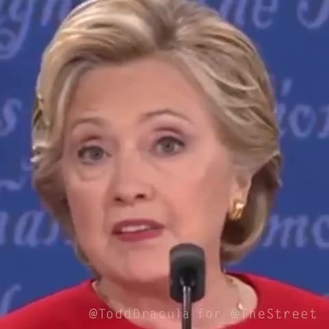 """Vine by TheStreet - Trump """"smart"""" to not pay federal income tax? #debates Todd Dracula"""