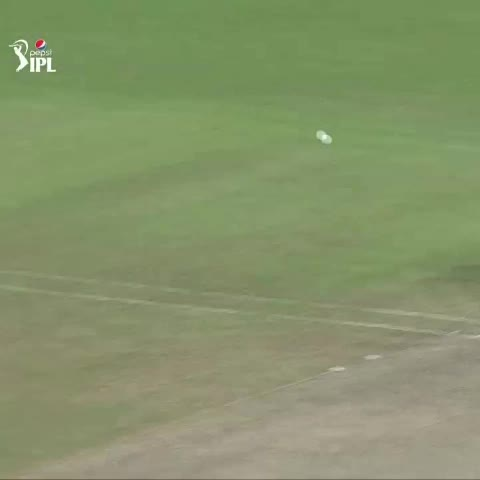 Vine by IndianPremierLeague - Thats a 39-year-old on the fielding going full stretch - @ChennaiIPL #CSK #IPL