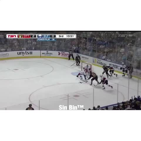 Eichel Scores His First NHL Goal! - Vine by Sin Bin™ - Eichel Scores His First NHL Goal!