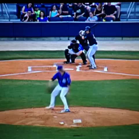 Vine by Nolan Bratt - Josh Hader 4 Ks swinging #Shuckers