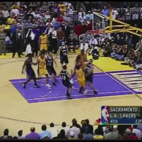 Vine by Bleacher Report - Robert Horry broke Kings fans hearts 14 years ago