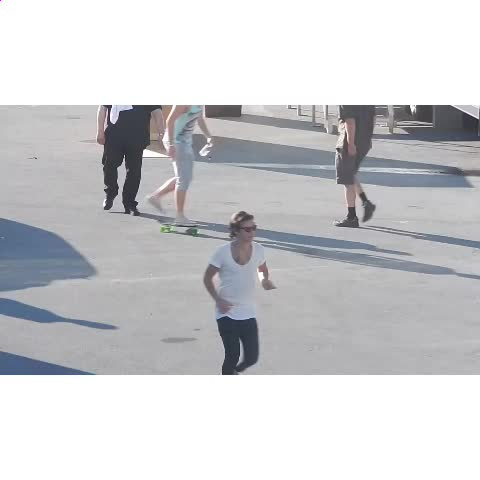 Vine by 1D is love 1D is life - HARRY IS ME TRYING TO PLAY SPORTS