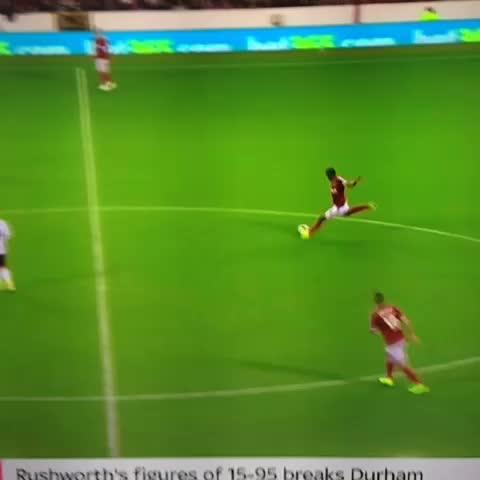 Nick Brookss post on Vine - #NFFC Michail Antonio goal - Nick Brookss post on Vine