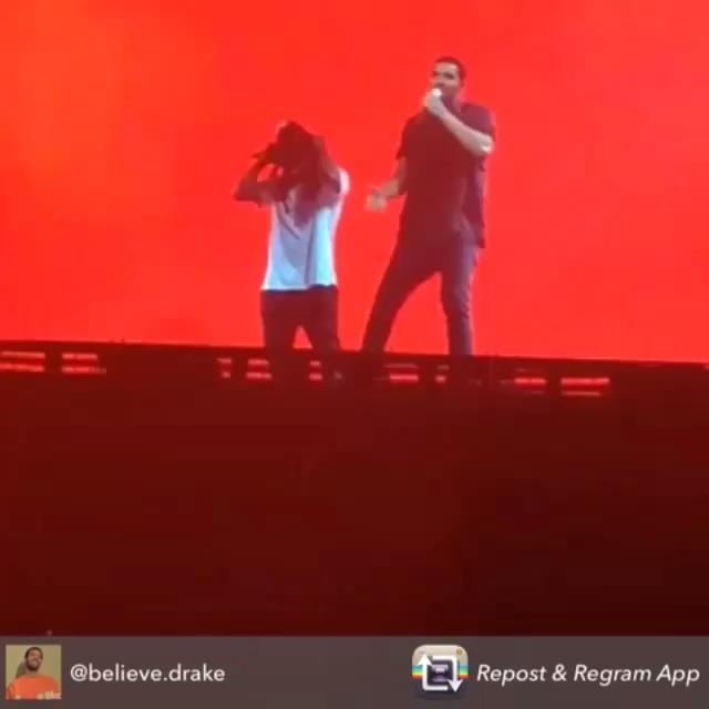 Drake aint shit ???? - obeyychinkyys post on Vine
