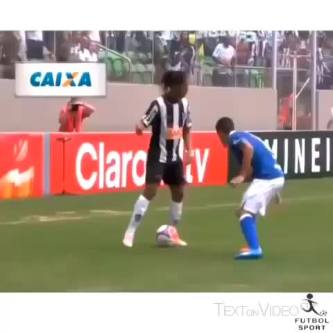 Tag a friend who likes #Ronaldinho #Brasil #Brazil #Futebol #Futbol #Soccer #Football #JogaBonito #Messi #Ronaldo #BestVineBrasil #Vines - Everything About Soccers post on Vine
