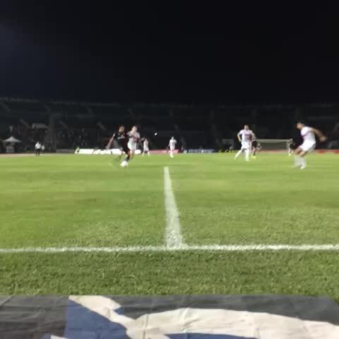 Vine by Atlas F.C. - ¡De Daniel Álvarez para Jefferson Duque! ¡Así fue el segundo gol de la Furia! ????⚫️