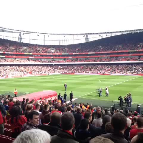 Arsenals post on Vine - Game on! #AFCvEFC - Arsenals post on Vine