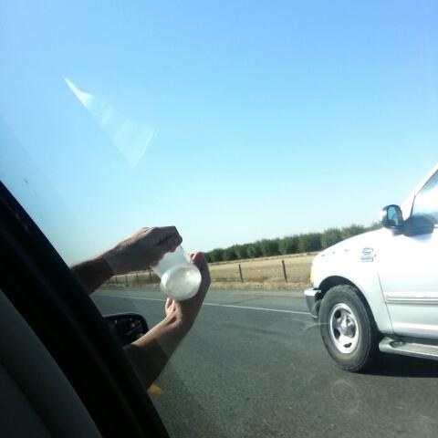 The condom trick!!!