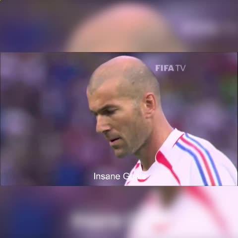 WC Final 2006  Zidanes Panalty ????????  So Many Memories - Vine by Insane Goals - WC Final 2006  Zidanes Panalty 🙌🙌  So Many Memories