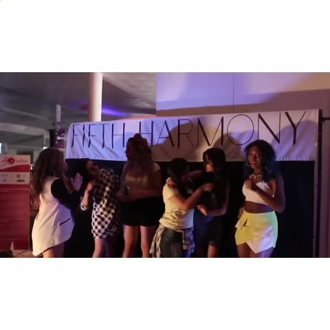 sixth harmonys post on Vine - Vine by aye normami ☯ - YALL KNOW IM A NORMANI GIRL SO THIS MADE ME REALLY HAPPY 💕