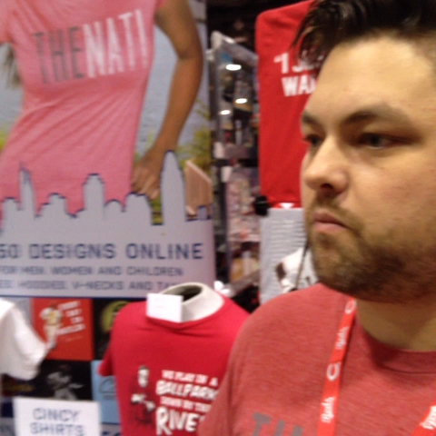 Billy Hamilton is just too fast. #Redsfest - Cincy Shirtss post on Vine
