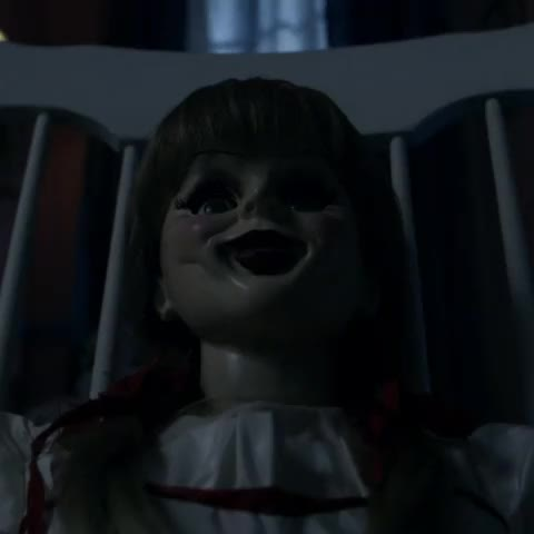 Warner Bros Picturess post on Vine - Who wants to play? #ANNABELLE - Warner Bros Picturess post on Vine