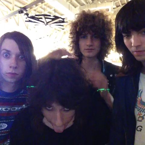 <DAY 1>ステキなコメントいただきました! #fujirock #VineMirror from @TemplesOfficial - Fuji Rock Festivals post on Vine