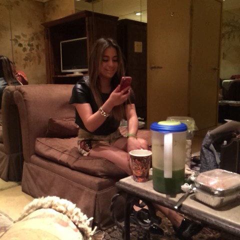 AllyBrooke Hernandezs post on Vine - My dad is so out of todays world - AllyBrooke Hernandezs post on Vine