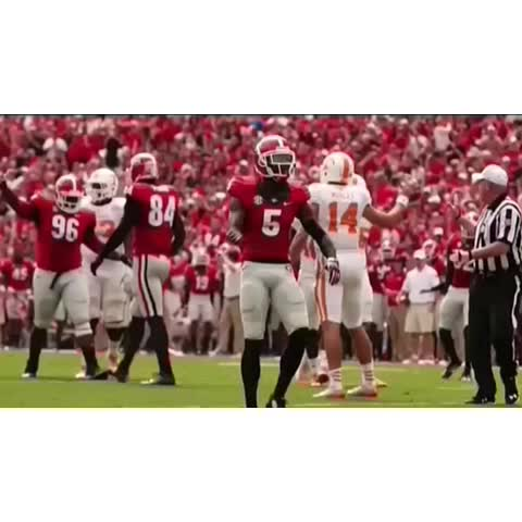 Georgia Bulldogs - Vine by 6 Second Football - Georgia Bulldogs