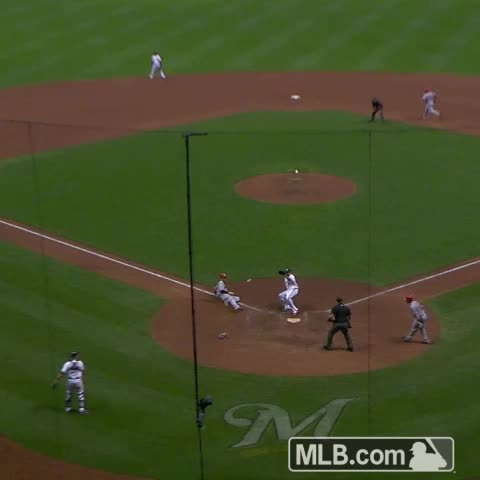 Vine by MLB - SAFE!